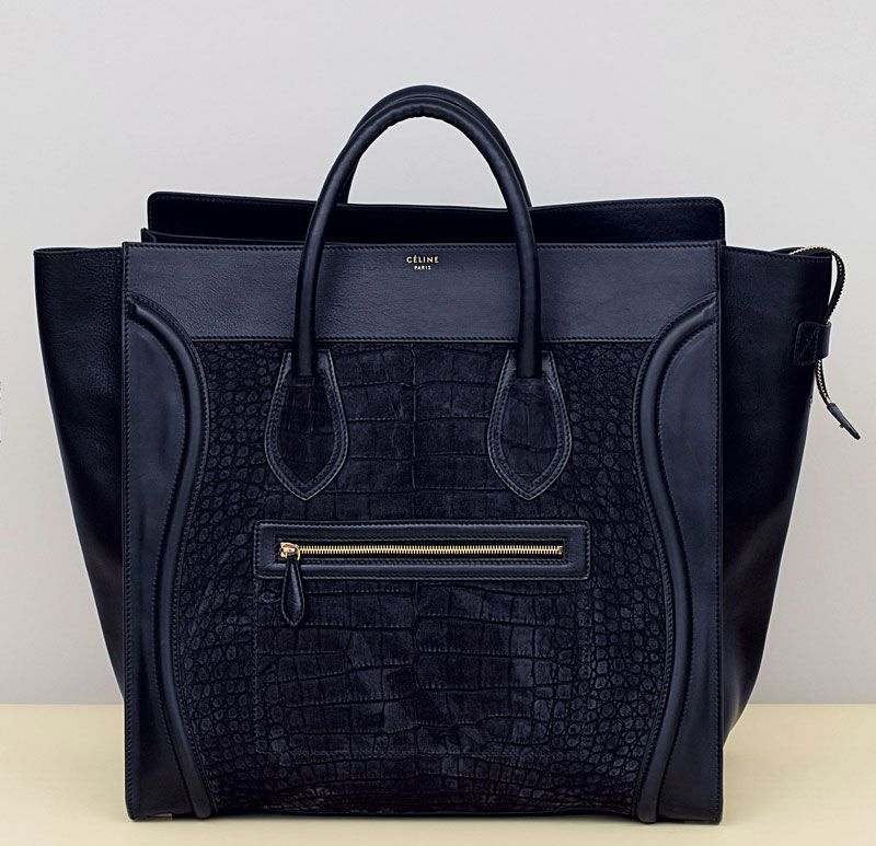 black celine handbag - C��line LUGGAGE TOTE reference thread | PurseForum